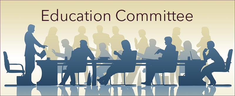 Visit the Education Committee Webpage